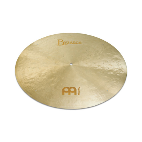 Meinl 20 Inch Byzance Jazz Club Ride Cymbal with Sizzles by Meinl