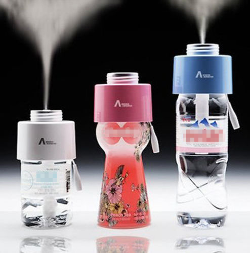 Amazing Air USB Portable Personal Space Humidifier Moisture Mister V2.5