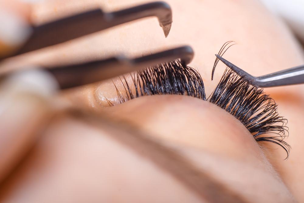 Mink Eyelash Trays Eyelash Extensions 8mm, 10mm, 12mm, 14mm 4 Trays
