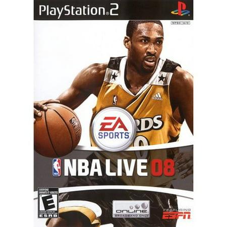 Cokem International Ps2 - Nba Live 2008 Video Game