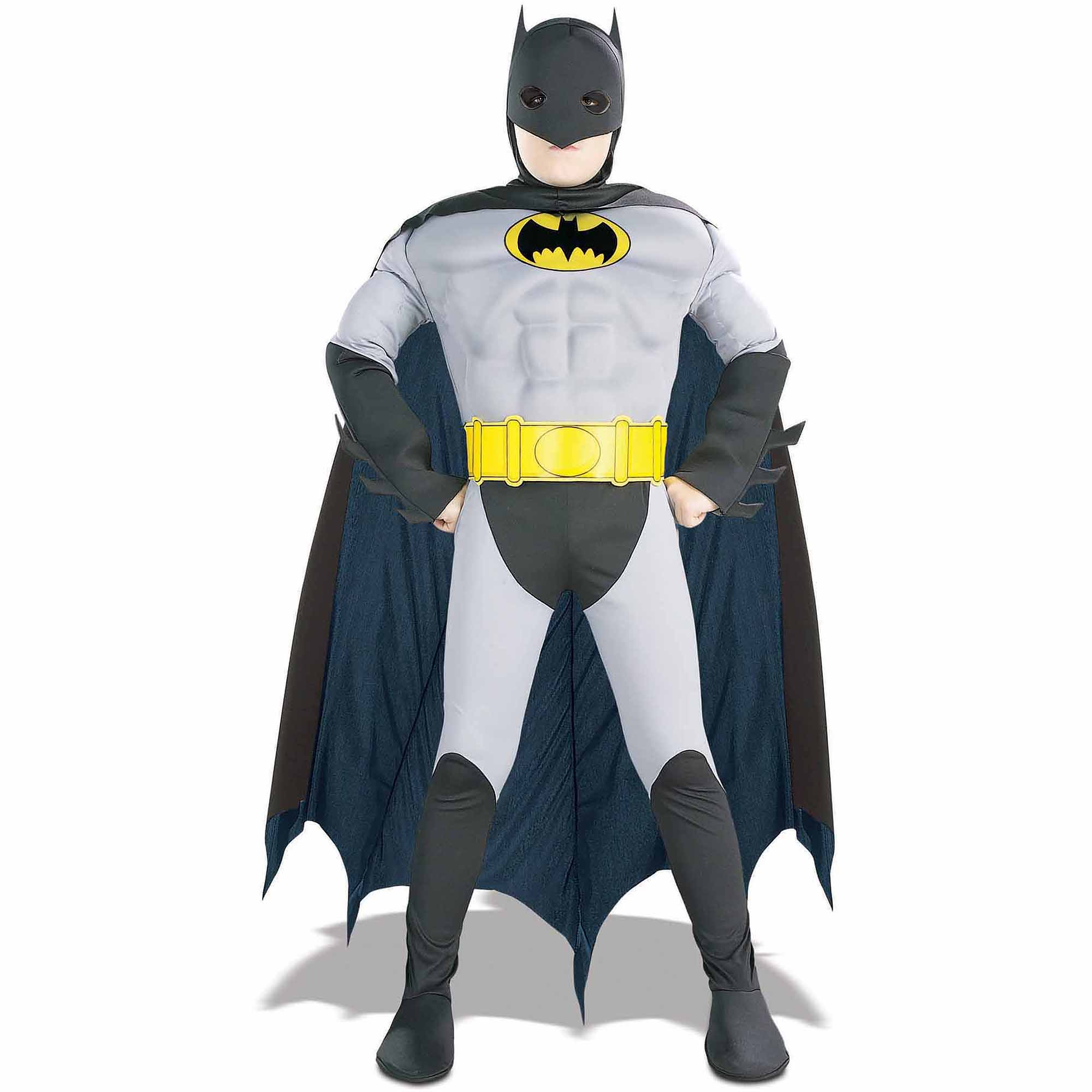 Batman Muscle Chest Child Halloween Costume