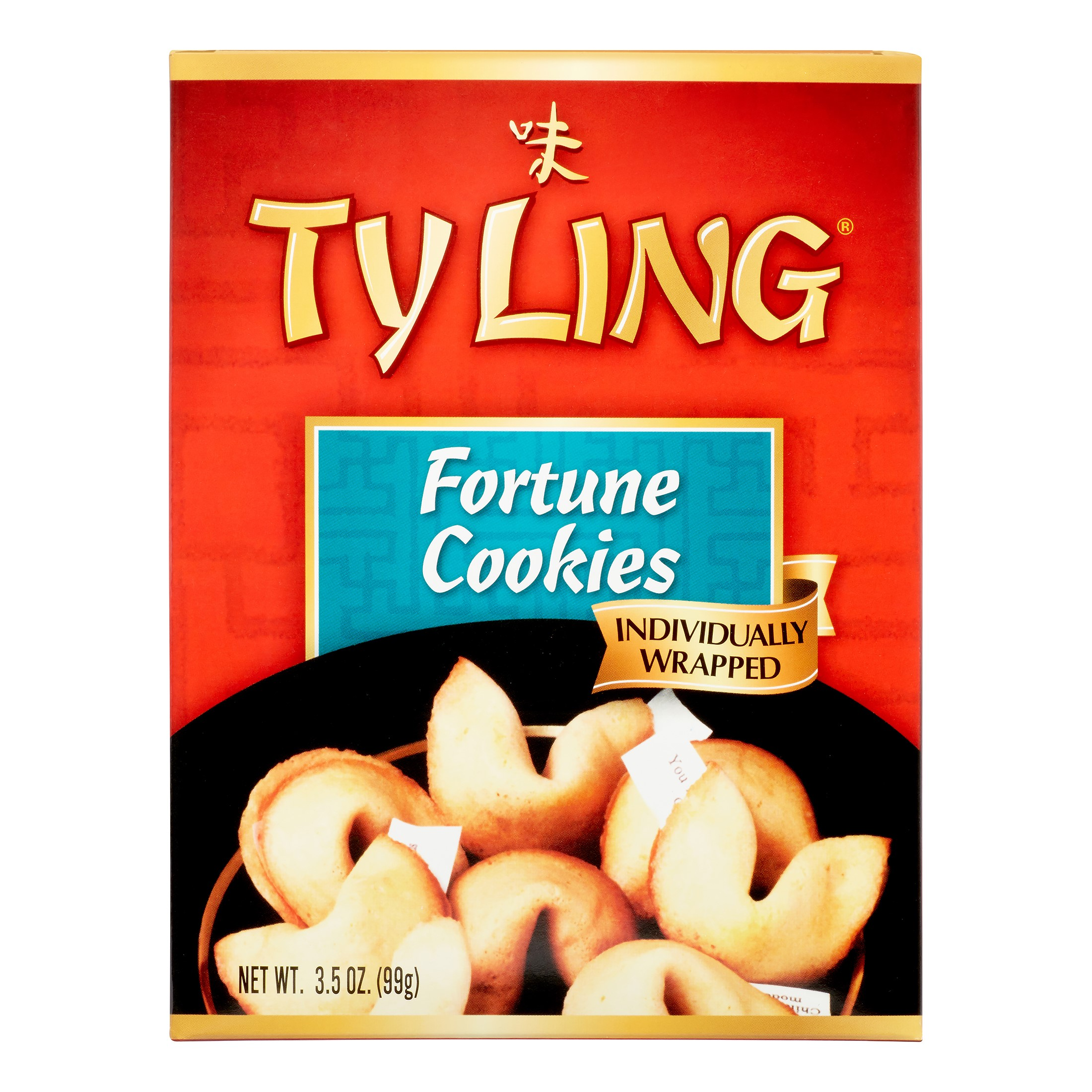 Ty Ling Fortune Cookies, 3.5 OZ by TY LING