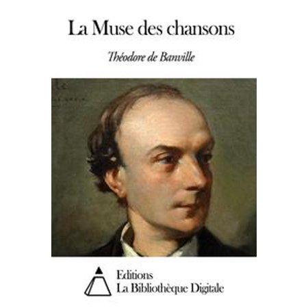 La Muse des chansons - eBook (La Chanson D'halloween)