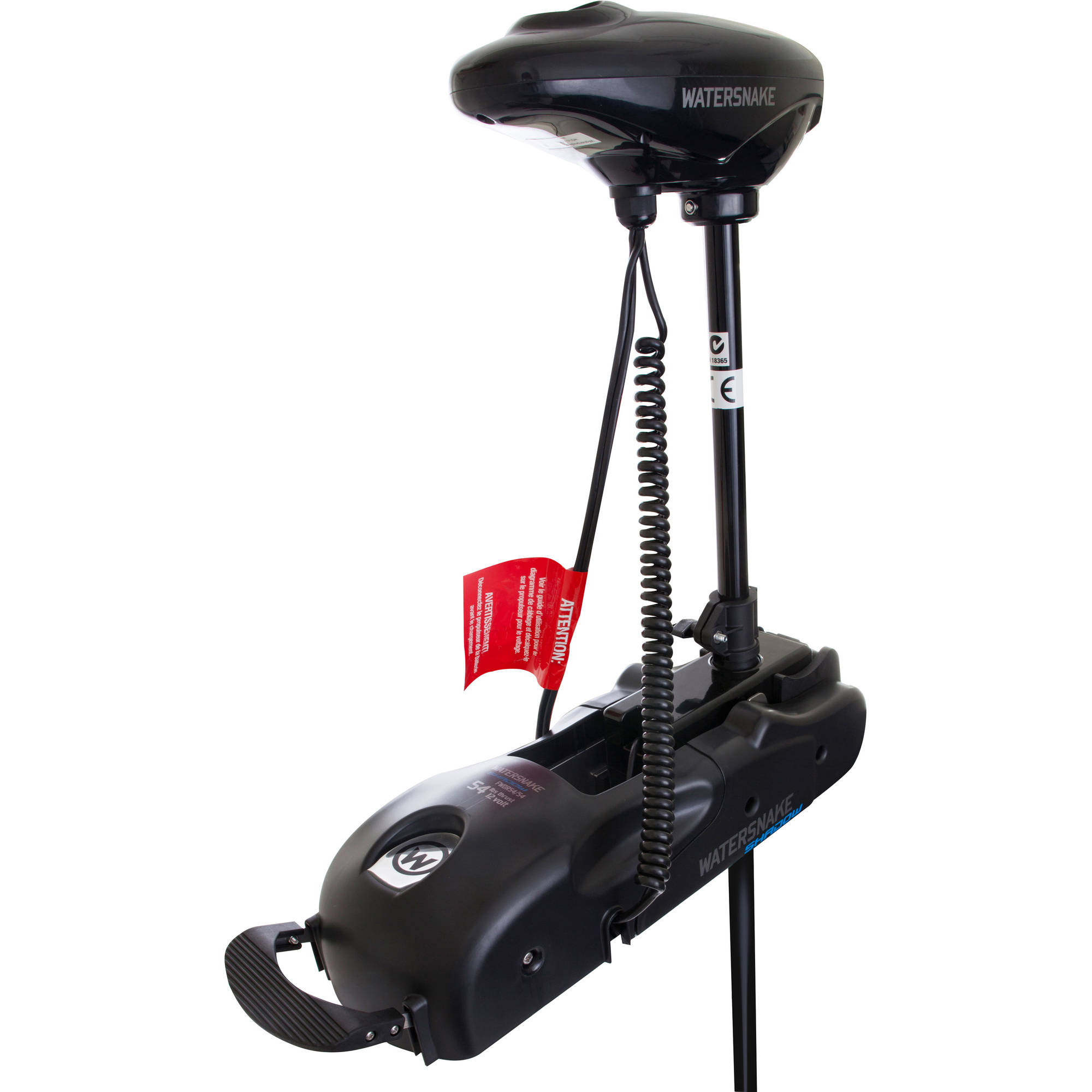 Watersnake Shadow Trolling Motor, FW 54/54 BM