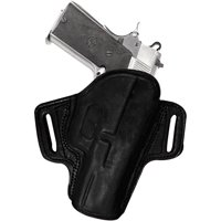 Tagua BH3 Belt Holster, Fits Springfield XDS, Right Hand, Black Finish