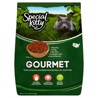 Special Kitty Gourmet Formula Dry Cat Food (Various Sizes)