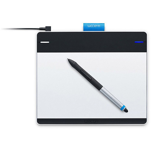 Wacom CTH480M Intuos Pen & Touch Tablet Small