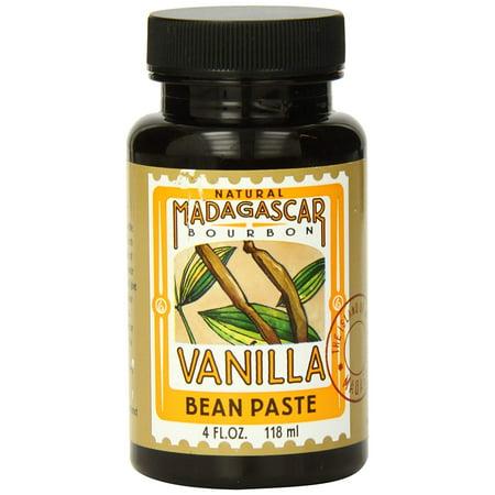 Oils Madagascar Vanilla Bean Paste, 4 Ounce LorAnn