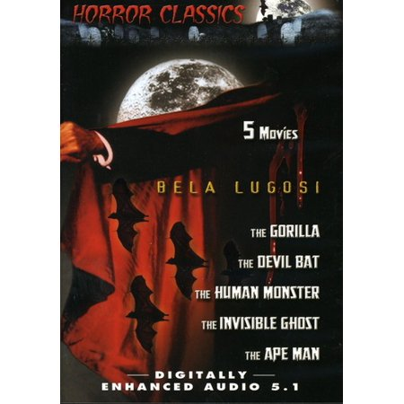 Great Horror Classics: Volume 1 (Vans Of Great Bridge)