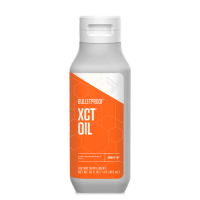 Bulletproof XCT Oil, Perfect for Keto and Paleo Diet, 100% Non-GMO Premium C8 C10 MCT Oil, Ketogenic Friendly, Responsibly Sourced from Coconuts Only, (16 oz)