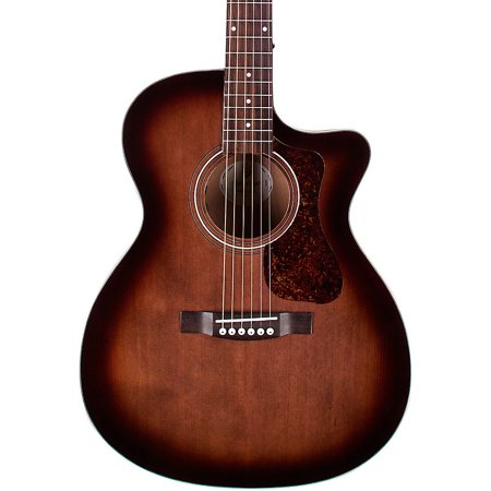 Guild OM-240CE Orchestra Acoustic-Electric Guitar Charcoal (Best $500 Acoustic Electric Guitar)