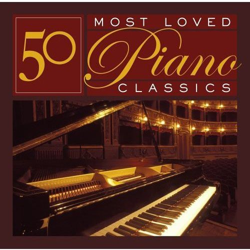 50 Most Loved Piano Classics (3 Disc Box Set)