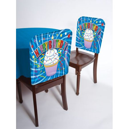 Birthday Party Chair Cover Walmart Com