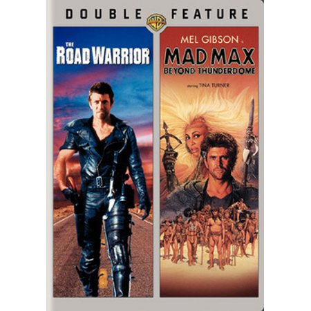 Road Warrior / Mad Max: Beyond Thunderdome (DVD) - Mad Tv Stewart Halloween