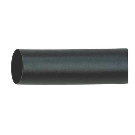 0.375 Shrink Tubing (INSULTAB HS-714 3/8 Blk 48 Shrink Tubing, 0.375 In ID, Bl, 4 ft, PK 5 )