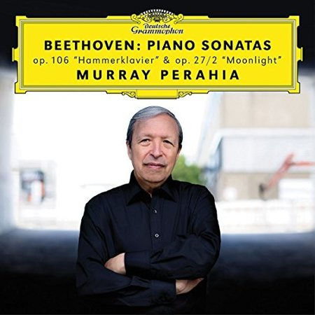Piano Sonatas (Op 106 Hammerklavier & Op 27/2 Moon (A Drop In The Ocean Piano Music)