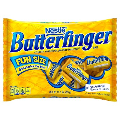 Butterfinger Fun-Size Snacks 12.5 oz