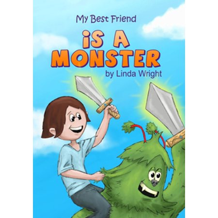 My Best Friend is a Monster - eBook