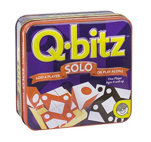 Q-bitz Solo: Orange Edition by MindWare