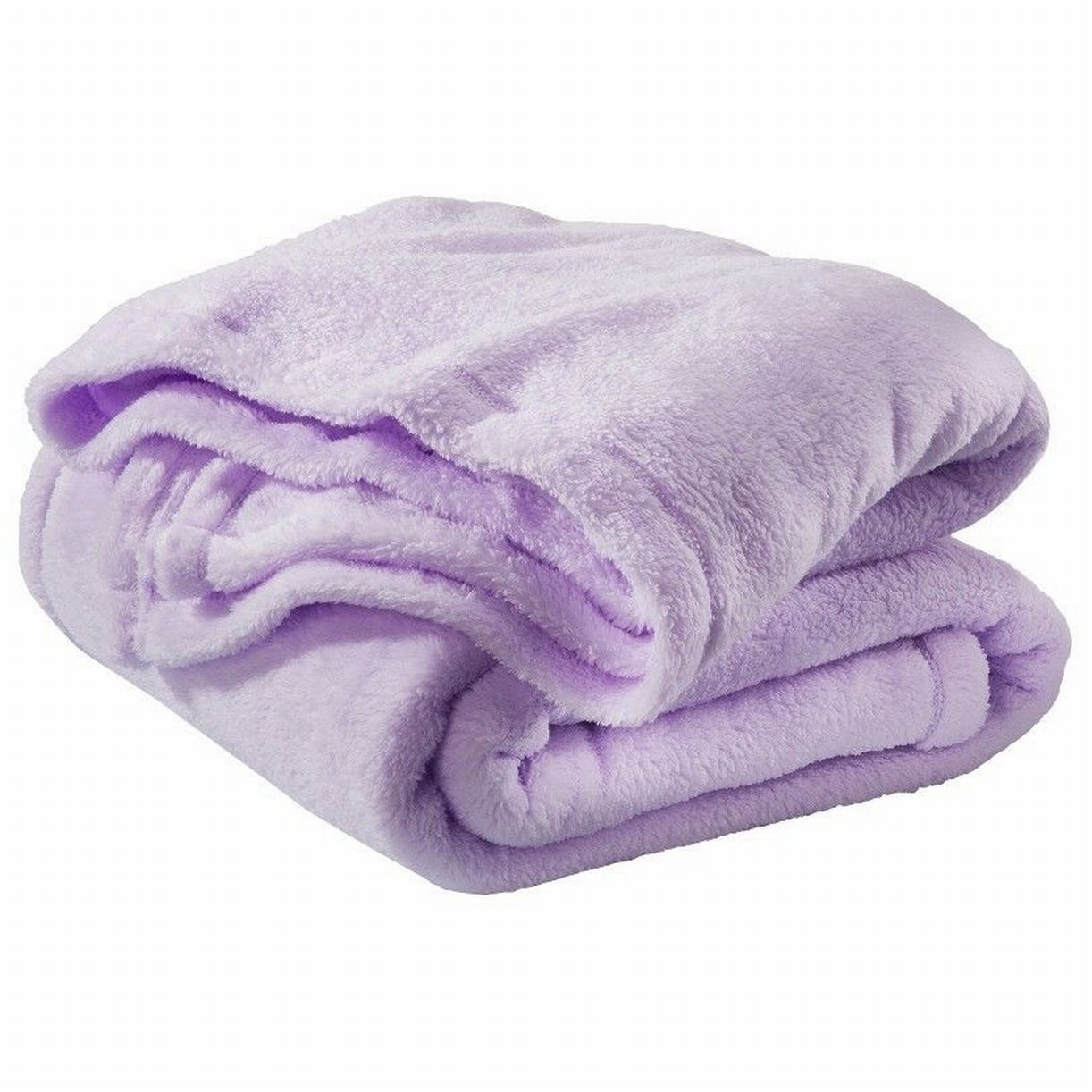 Circo Microplush Purple Lavender Full Queen Bed Blanket Plush Fleece Bedding Walmart Com Walmart Com