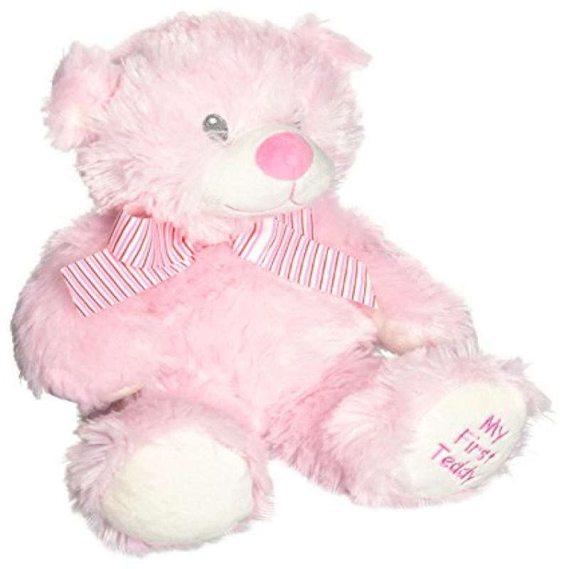 Ty Classic - My First Teddy Pink