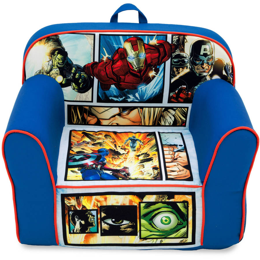 Marvel Avengers Foam Snuggle Chair