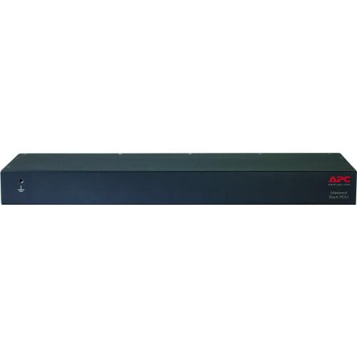 APC by Schneider Electric Rack PDU, Metered, 1U, 16A, 208...