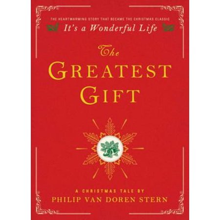 The Greatest Gift - eBook