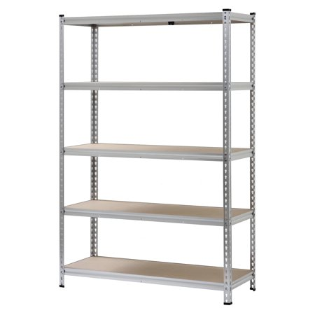 Aluminum Brushed Shelf - Muscle Rack 72