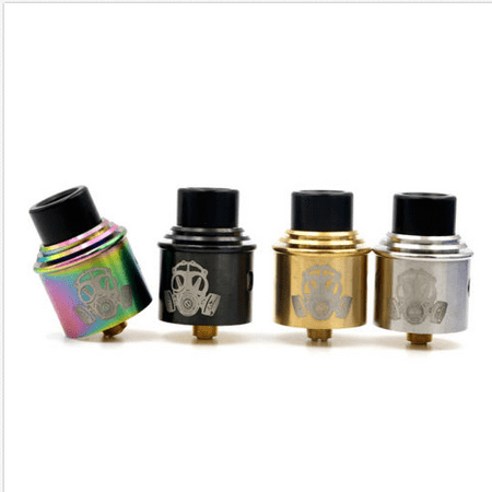 4 Colors Apocalypse GEN 2 RDTA Clone Dripper With Spares and Accessories - image 2 of 2