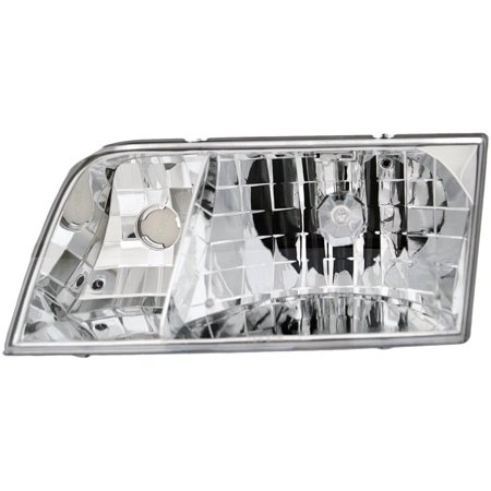 Dorman 1590152 Headlight For Ford Crown Victoria, Clear Lens Ford Crown Victoria Headlight Switch