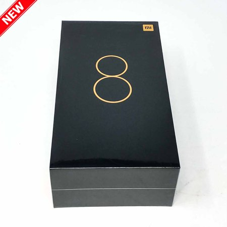 New Mi 8 Pro 128GB Dual SIM Factory Unlocked 4G LTE 6.21