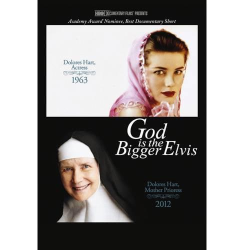 God Is The Bigger Elvis (Widescreen)