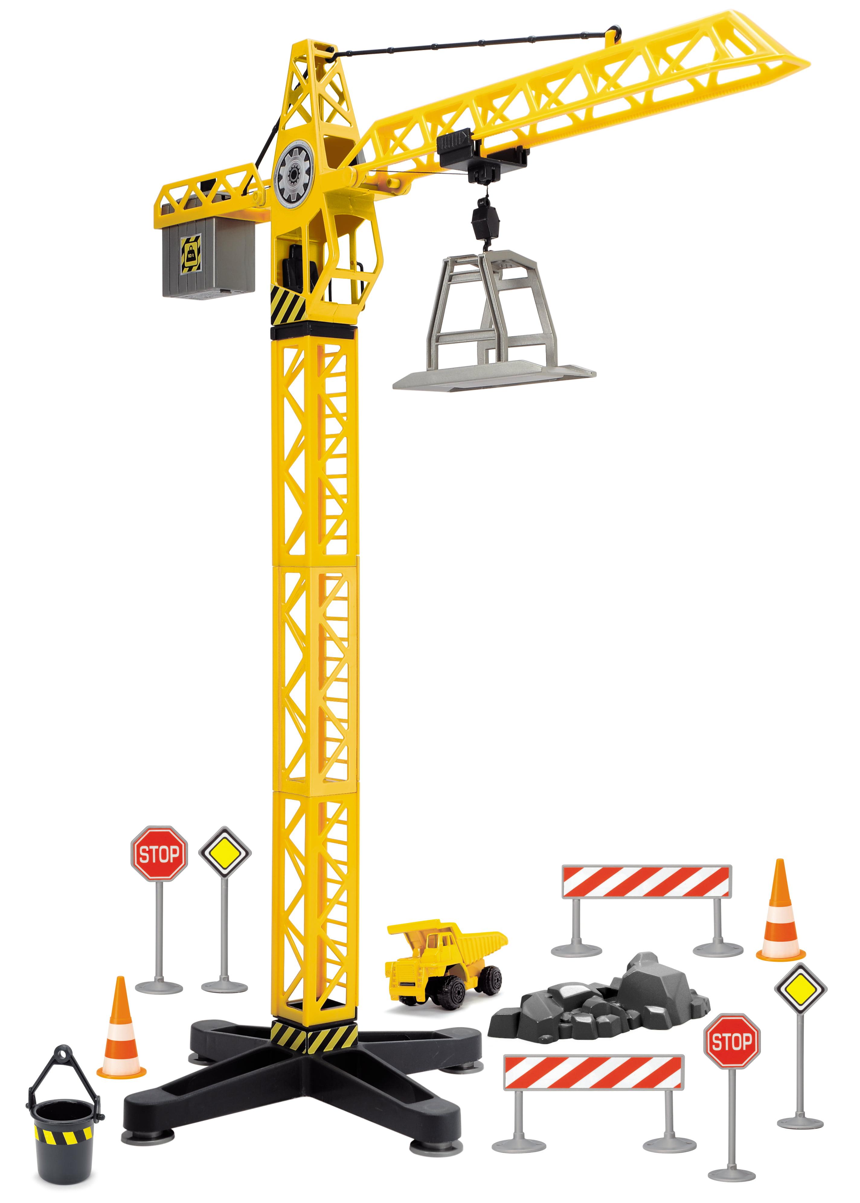 Adventure force light and sound crane set