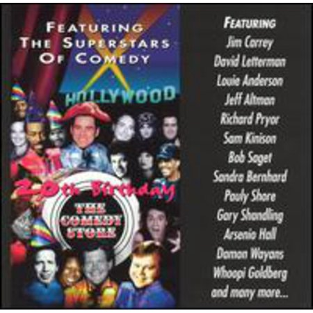 Comedy Store 20th Anniversary / Various