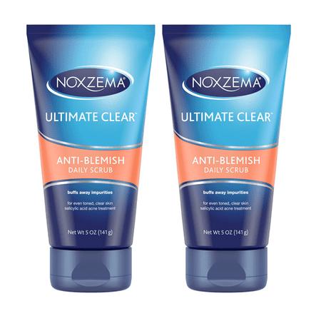 (BUY 2 AND SAVE) Noxzema Face Scrub Anti Blemish 5 oz
