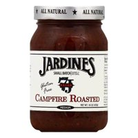 Jardines Campfire Roasted Medium Salsa, 16 OZ (Pack of 6)