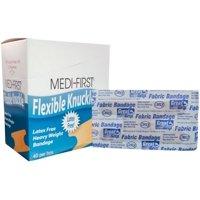 Medi-First Flexible Knuckle Bandage 480-pack