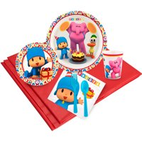 Pocoyo Party Pack for 16