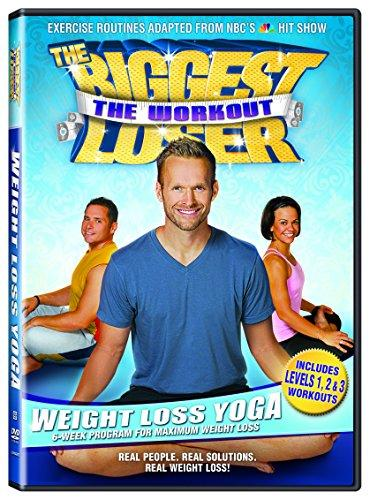 Biggest Loser: Weight Loss Yoga DVD by BBS