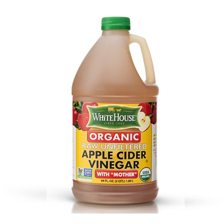 WhiteHouse Organic Apple Cider Vinegar with Mother