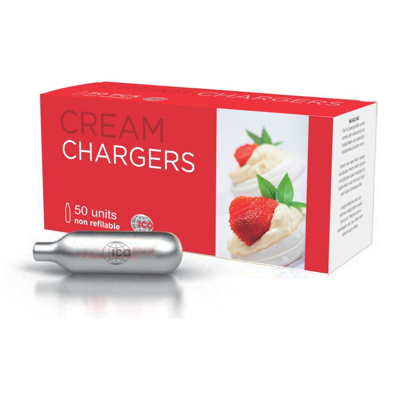 Drinkmate 8g CO2 Chargers 50 pack