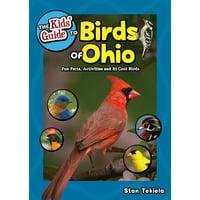 Birding Children's Books: The Kids' Guide to Birds of Ohio (Paperback)