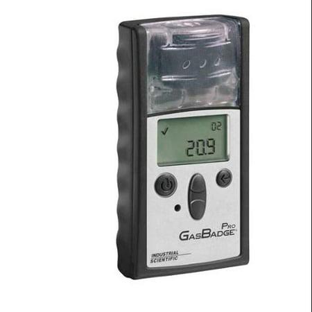 (INDUSTRIAL SCIENTIFIC 18100060-2 Single Gas Detector, Hydrogen Sulfide)