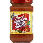 Nance's Chicken Wing Sauce, Mild, 12 Oz