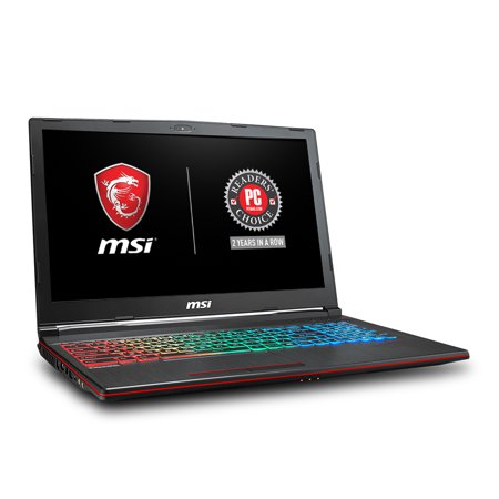 Msi Pc Laptops (MSI GP63 Leopard-077 15.6