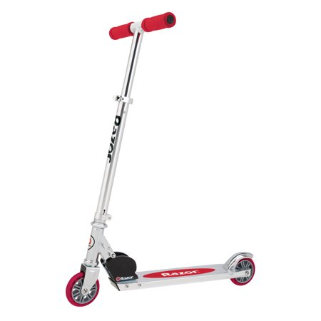 Razor A Kick Scooter SMU Red Exclusive-Aluminum and Portable