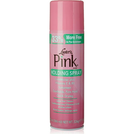 Luster's Pink Holding Spray 11.5