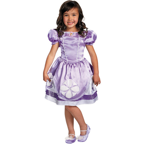 Sofia Toddler Halloween Costume