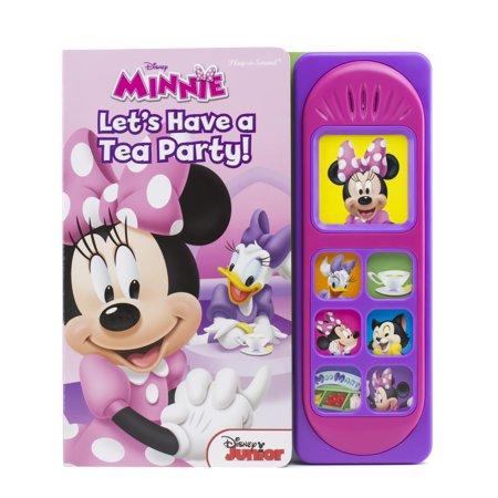 Minnie Let's Have a Tea Party Little Sound